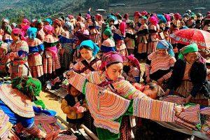 Chợ Việt trong du lịch 04