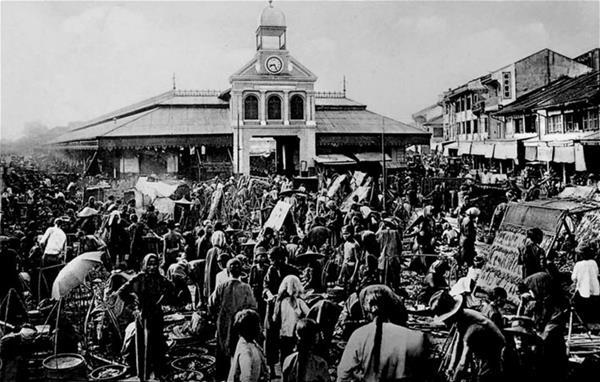 Chợ Việt trong du lịch 02